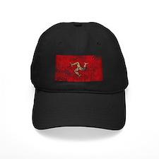 Isle of Man Flag Baseball Cap