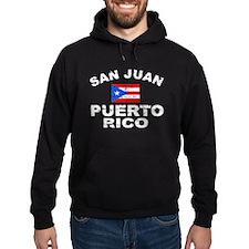 San Juan Puerto Rico designs Hoodie