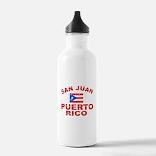 San Juan Puerto Rico designs Water Bottle