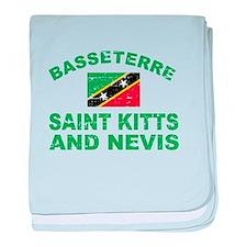 Basseterre Saint Kitts and Nevis designs baby blan