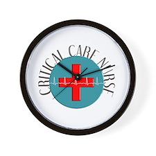 CC Nurse 1.PNG Wall Clock
