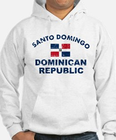 Santo Domingo Dominican Republic designs Hoodie