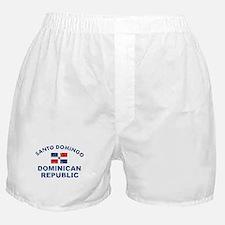 Santo Domingo Dominican Republic designs Boxer Sho