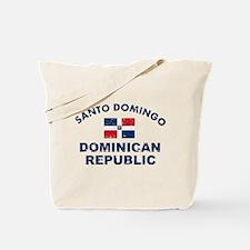 Santo Domingo Dominican Republic designs Tote Bag