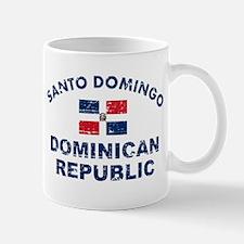 Santo Domingo Dominican Republic designs Mug