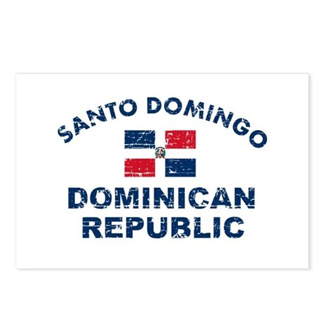 Santo Domingo Dominican Republic designs Postcards