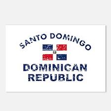 Santo Domingo Dominican Republic designs Postcards