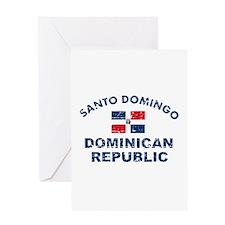 Santo Domingo Dominican Republic designs Greeting