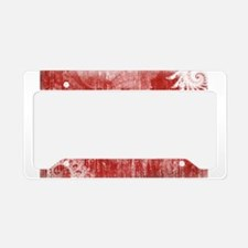 Lebanon Flag License Plate Holder
