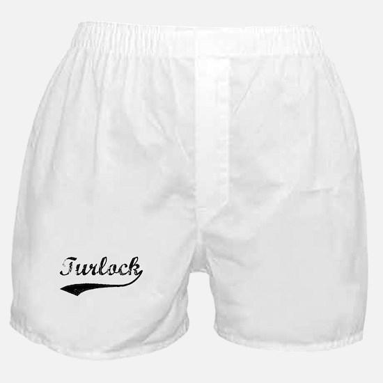 Turlock - Vintage Boxer Shorts