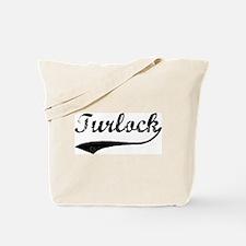 Turlock - Vintage Tote Bag