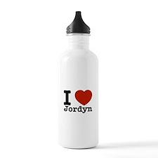 I love Jordyn Water Bottle