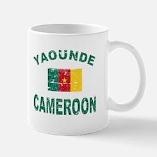 Yaounde Cameroon designs Mug