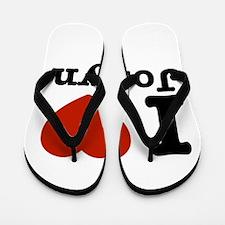 I love Joslyn Flip Flops