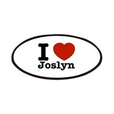 I love Joslyn Patches