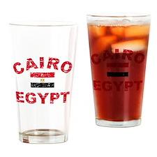Cairo Egypt designs Drinking Glass