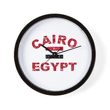 Cairo Egypt designs Wall Clock