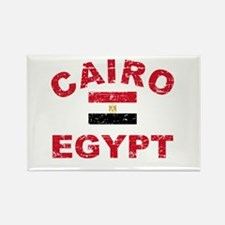 Cairo Egypt designs Rectangle Magnet