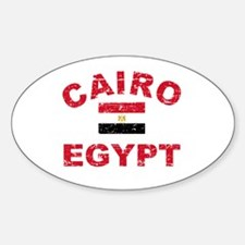 Cairo Egypt designs Decal