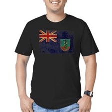 Montserrat Flag T