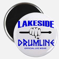 Unique Drumline Magnet