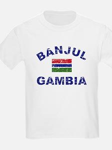 Banjul Gambia designs T-Shirt