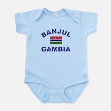 Banjul Gambia designs Infant Bodysuit