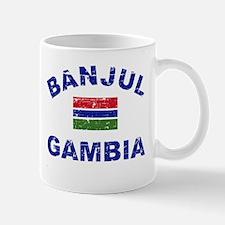 Banjul Gambia designs Mug