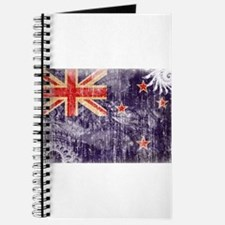New Zealand Flag Journal