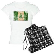 Norfolk Island Flag Pajamas