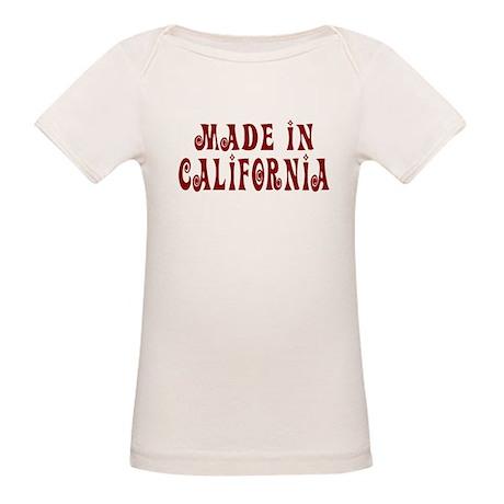 Made In California Organic Baby T-Shirt