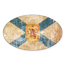 Nova Scotia Flag Decal