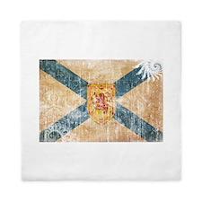 Nova Scotia Flag Queen Duvet
