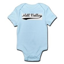 Mill Valley - Vintage Infant Creeper