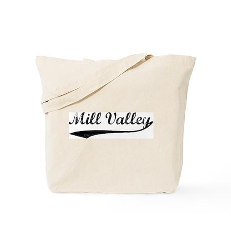 Mill Valley - Vintage Tote Bag