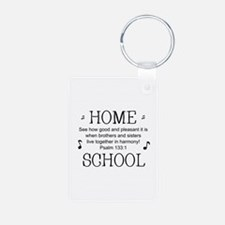 HOMESCHOOL HARMONY Keychains
