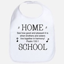 HOMESCHOOL HARMONY Bib