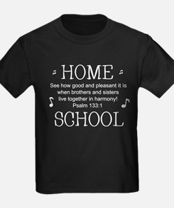 HOMESCHOOL HARMONY T