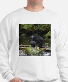 Alaska Black Bears Sweater
