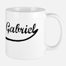 South San Gabriel - Vintage Mug