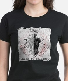 Unique Massage therapist Tee