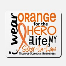 Hero In Life 2 MS Mousepad