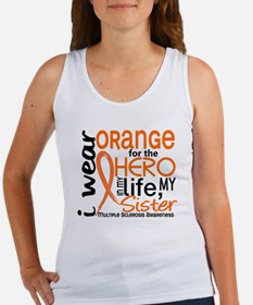 Hero In Life 2 MS Women's Tank Top