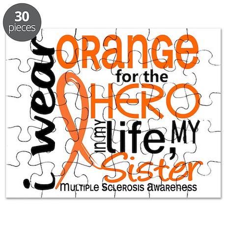 Hero In Life 2 MS Puzzle