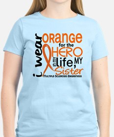 Hero In Life 2 MS T-Shirt