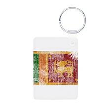 Sri Lanka Flag Keychains