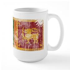Sri Lanka Flag Mug