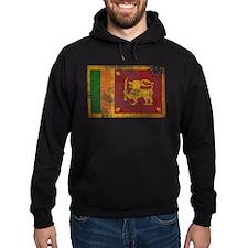 Sri Lanka Flag Hoodie