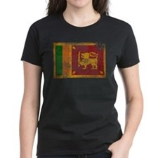 Sri Lanka Flag Tee