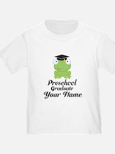 Personalized Preschool Graduate T